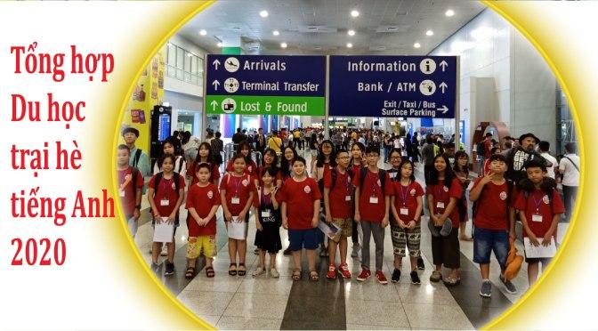 Tổng hợp trại hè tiếng Anh Philippines 2020 của các trường Anh ngữ