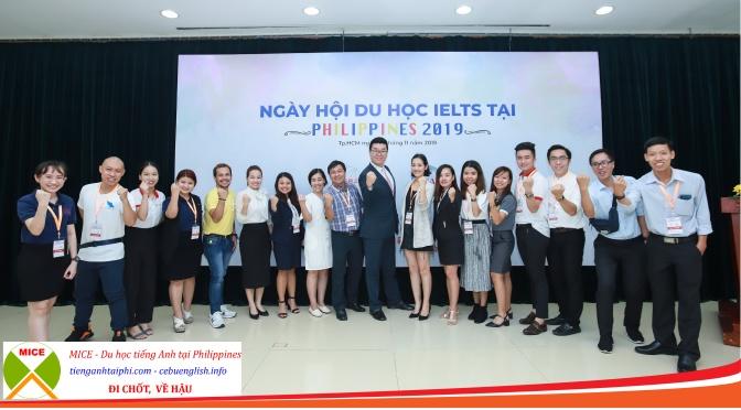 """Tiết lộ 3 khách hàng may mắn nhất trong """"Ngày hội du học IELTS tại Philippines"""""""