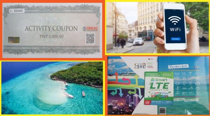 MICE – Tặng voucher du lịch tại Cebu và sim điện thoại cho học viên