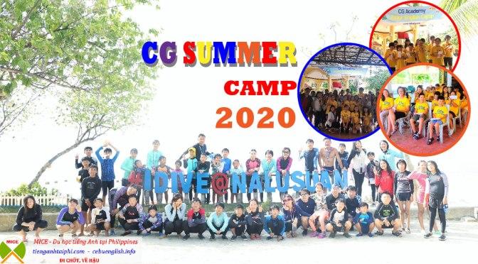 Bật mí ngay 6 điểm mạnh Trường CG thu hút các bé tham gia trại hè 2020