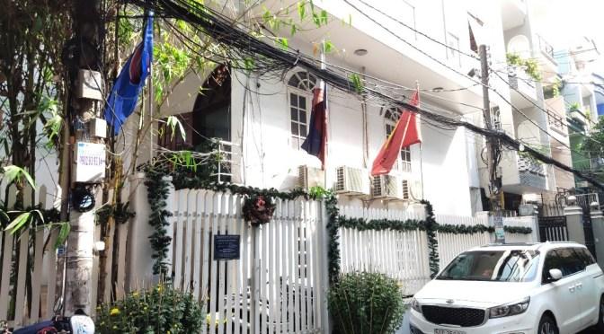 Thông tin về Đại sứ quán Philippines tại Việt Nam