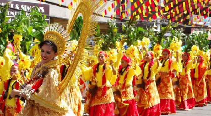 Lễ hội Sinulog – Một trong những lễ hội đặc sắc nhất tại Cebu