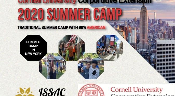 Trại hè tiếng Anh Mỹ 2020 tại Cornell University, Long Island, New York