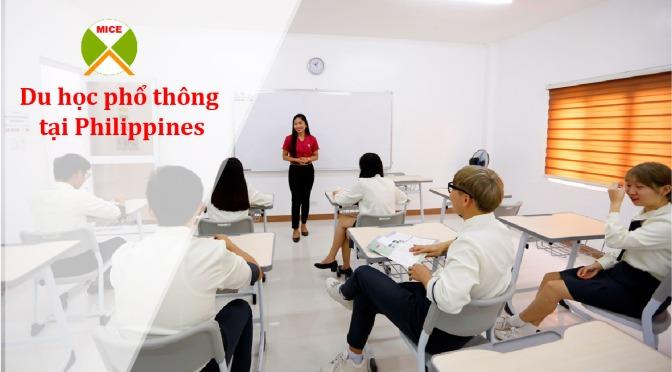 Những điều cần biết về Du học phổ thông tại Philippines