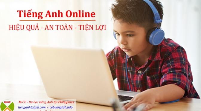 Học tiếng Anh online 1 kèm 1 giá rẻ với giáo viên Philippines