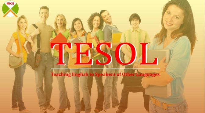 Khóa học TESOL – Chứng chỉ giảng dạy tiếng Anh chuyên nghiệp
