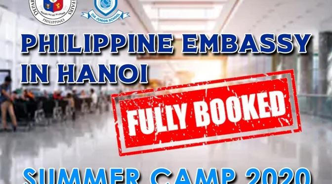 Trại hè Philippines 2020 – Đăng ký sớm, bớt lo âu