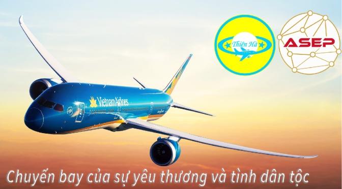 Những điều cần lưu ý và chuẩn bị cho chuyến bay chuyên cơ Cebu – Cần Thơ