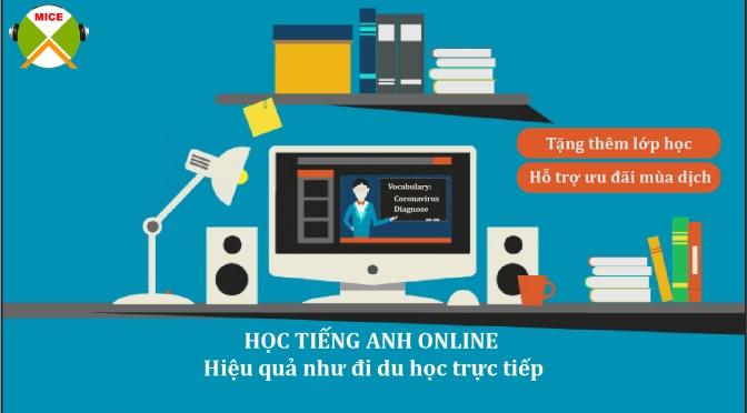 Những điểm nổi bậc khi học tiếng Anh online 1 kèm 1